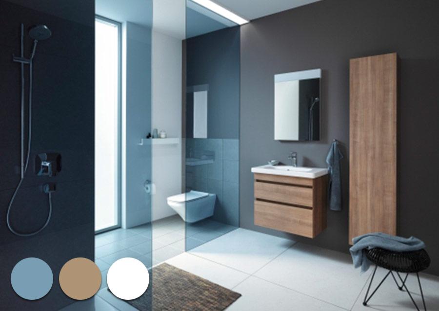 WOHN dir WAS - Farben im Badezimmer
